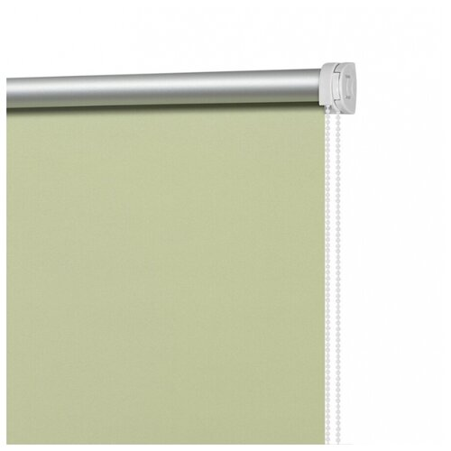 Рулонная штора DECOFEST блэкаут шторы рулонные ролло идея рулонная штора ролло lux samba цветы зеленый оранжевый желтый 160 см