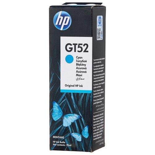 Фото - Чернила HP M0H54AE чернила hp gt52 m0h54ae для hp deskjet gt 5810 deskjet gt 5820 голубой 8000стр