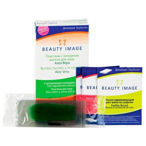 Beauty Image Восковые полоски body image