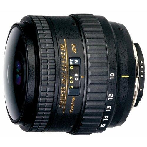 Фото - Объектив Tokina AT-X 10-17mm f объектив