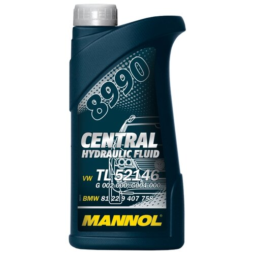 Жидкость ГУР Mannol 8990 CHF