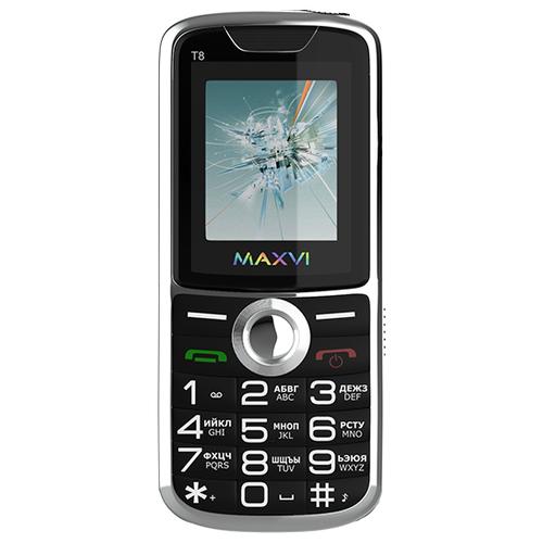 Телефон MAXVI T8 сотовый телефон maxvi t8 dark blue