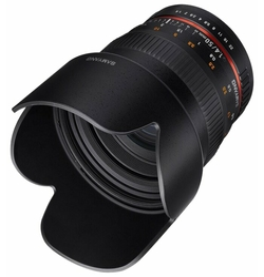 Объектив Samyang 50mm f/1.4 AS UMC Sony E