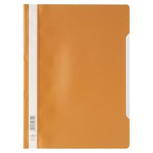 Папка-скоросшиватель А4 оранжевый папка скоросшиватель а4 бирюзовая i200 tq
