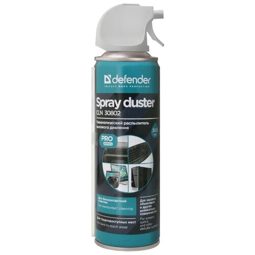 Фото - Defender Spray Duster CLN 30802 аксессуар fast duster 400ml
