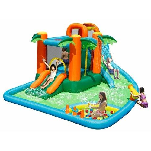 Игровой центр Happy Hop Оазис 7 батут happy hop игровой центр 6 в 1 9060