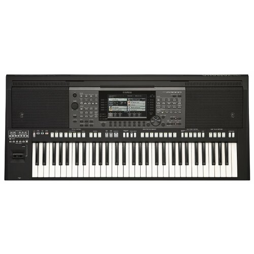 Синтезатор YAMAHA PSR-A3000 синтезатор yamaha psr ew300 black