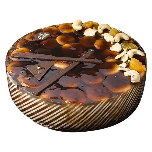 Торт У Палыча Карамельный