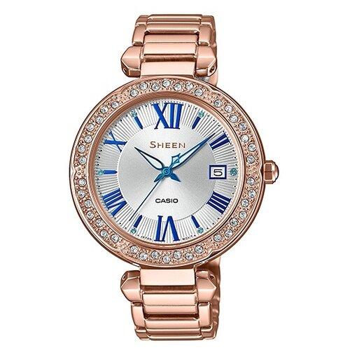 Наручные часы CASIO SHE-4057PG-7A casio steel bracelet men s watch mtp1128a 7a