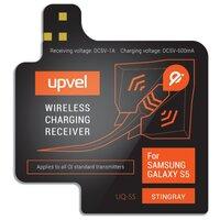 UPVEL UQ-S5 Stingray для Samsung Galaxy S5, Black модуль-приемник беспроводной зарядки стандарта Qi