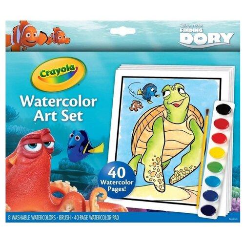 Фото - Crayola Набор с краской и crayola набор для лепки из теста crayola мини 1