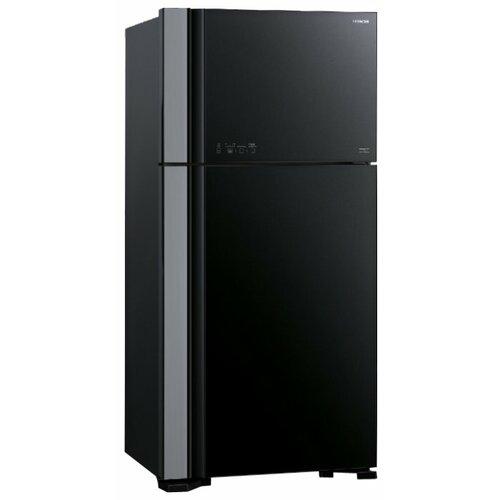Холодильник Hitachi R-VG662PU3GBK холодильник hitachi r m702gpu2xmir