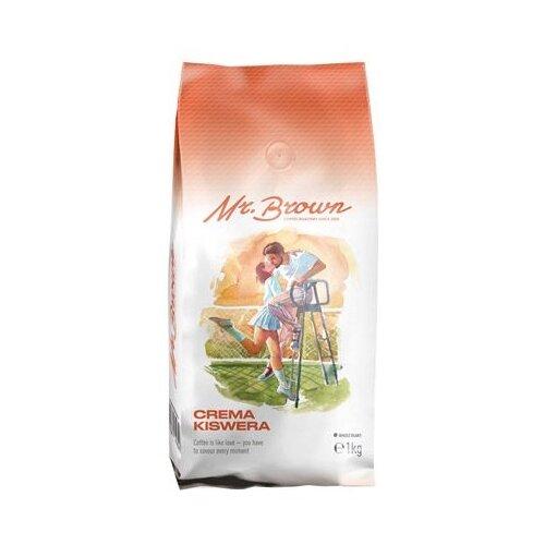 Кофе в зернах Mr.Brown Crema