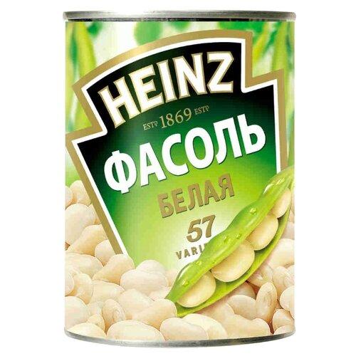 Фасоль Heinz белая жестяная heinz фасоль в томатном соусе 415 г