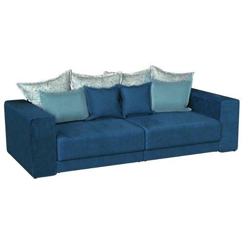 Диван Первый Мебельный Берн Люкс прямой диван первый мебельный петра диван кровать