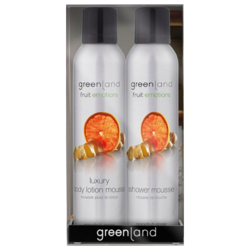 Набор Greenland Грейпфрут-Имбирь greenland