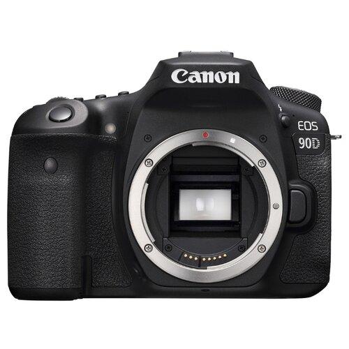 Фото - Фотоаппарат Canon EOS 90D Body фотоаппарат