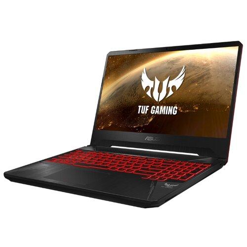 Ноутбук ASUS TUF Gaming FX505 17 3 игровой ноутбук asus tuf gaming fx705gd 90nr0112 m01610 черный