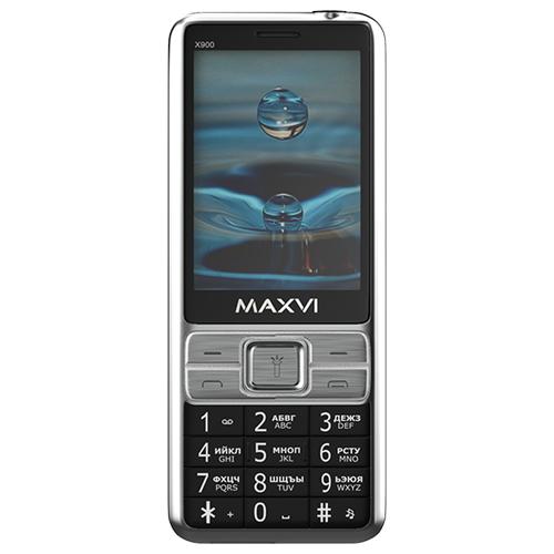 Телефон MAXVI X900 сотовый телефон maxvi b6 red