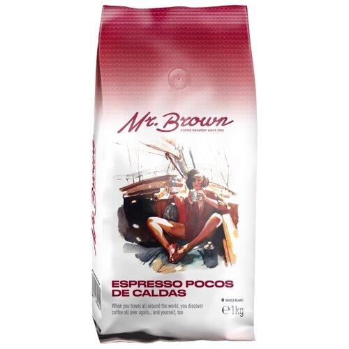 Кофе в зернах Mr.Brown Espresso