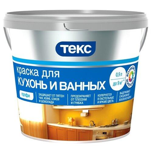 Водоэмульсионная краска ТЕКС