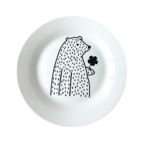 Фото - Сотвори Чудо Тарелка Цветочный тарелка сотвори чудо линия 20 см белый