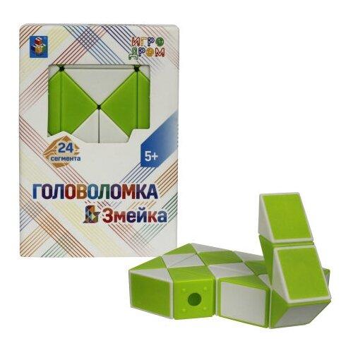 Головоломка 1 TOY Змейка малая головоломка 1 toy шар т14208