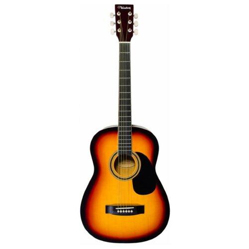 Вестерн-гитара Veston F-38 SB veston ks003 стойка для синтезатора