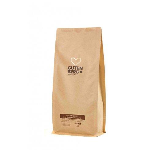 Кофе в зернах Gutenberg Кения