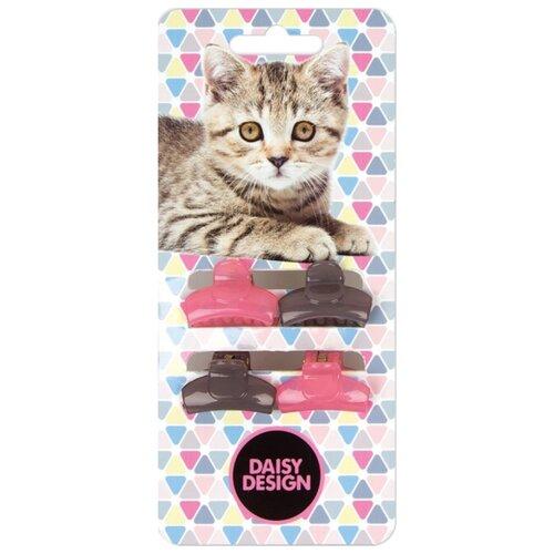 Набор Daisy Design Kittens. набор аксессуаров для волос daisy design сердечки