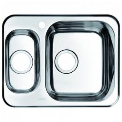 Врезная кухонная мойка IDDIS Strit STR60SZi77