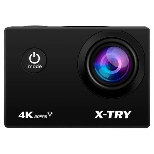 Фото - Экшн-камера X-TRY XTC190 EMR экшн камера очки x try xtg371 uhd 4k 64 gb cristal