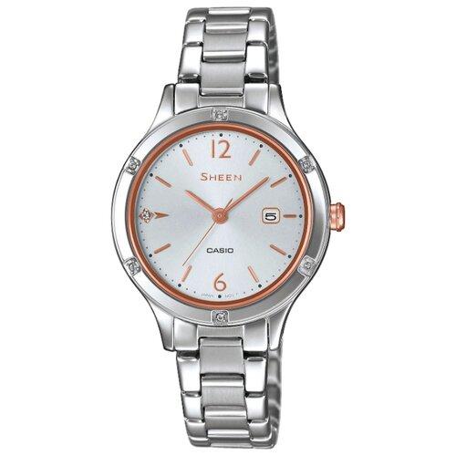 Наручные часы CASIO SHE-4533D-7A casio steel bracelet men s watch mtp1128a 7a