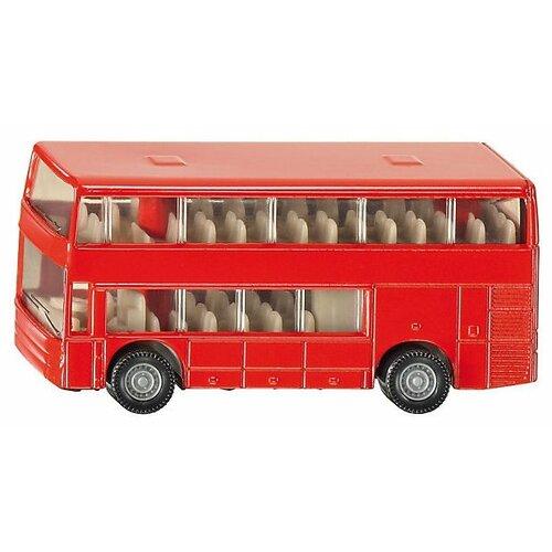 Автобус Siku двухэтажный 1321 siku автобус городской man lion s city