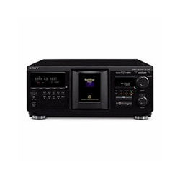 CD-чейнджер Sony CDP-CX450