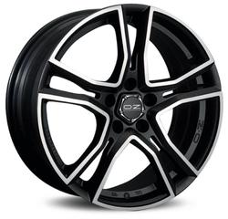 Колесный диск OZ Racing Adrenalina 8x17/5x120 D79 ET40 Matt Black Diamond Cut