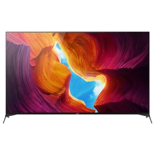 Фото - Телевизор Sony KD-65XH9505 64.5 жк телевизор sony led телевизор 75 kd 75xg8096