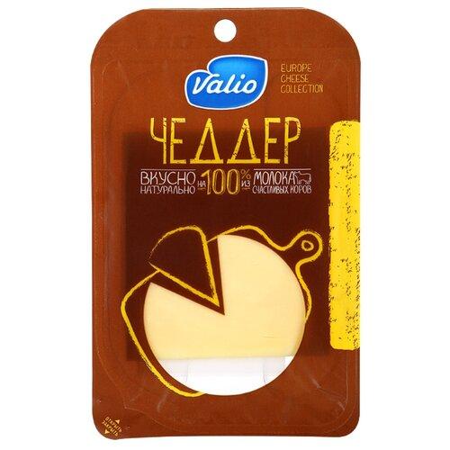 Сыр Valio Чеддер нарезка 48% cheese gallery сыр чеддер 50% нарезка 150 г