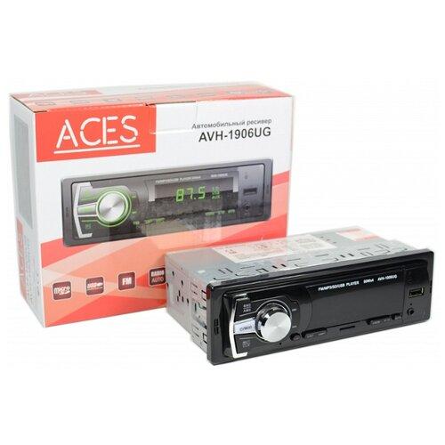 Автомагнитола ACES AVH-1906UG