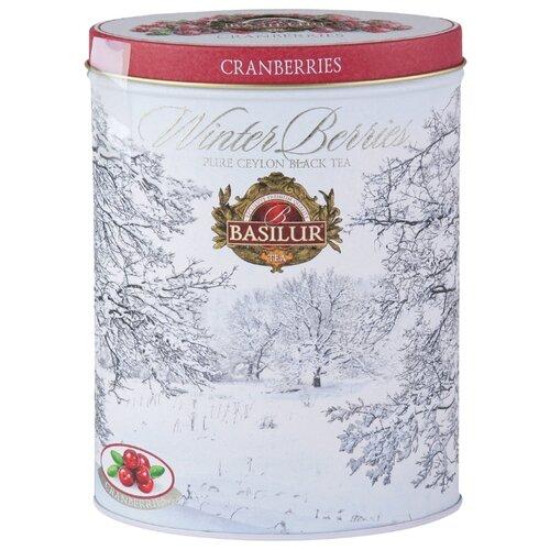 Чай черный Basilur Winter basilur orient delight черный листовой чай 100 г