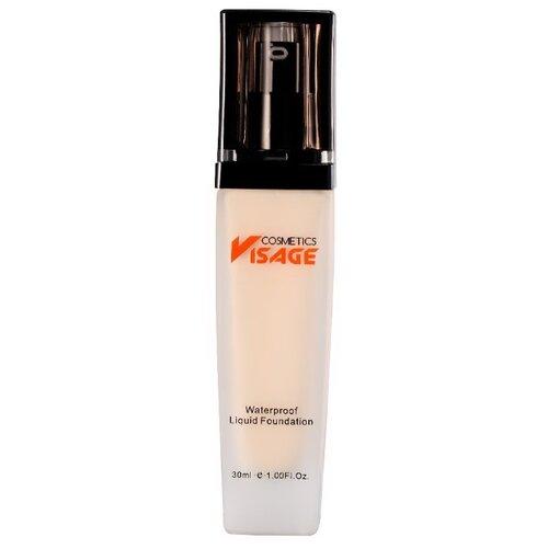 Visage Cosmetics Тональный крем палитра пудры visage cosmetics 6 цветов