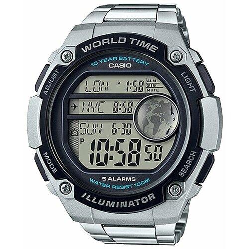 Фото - Наручные часы CASIO AE-3000WD-1A ae 2000w 1a