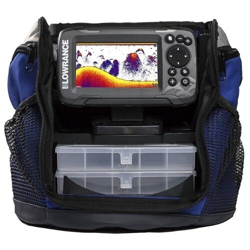 Эхолот Lowrance HOOK2 4x All