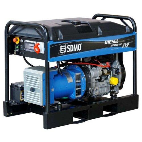 Дизельная электростанция SDMO sdmo diesel 4000 c
