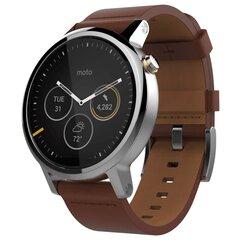 Motorola Moto 360 v2 46mm (leather)