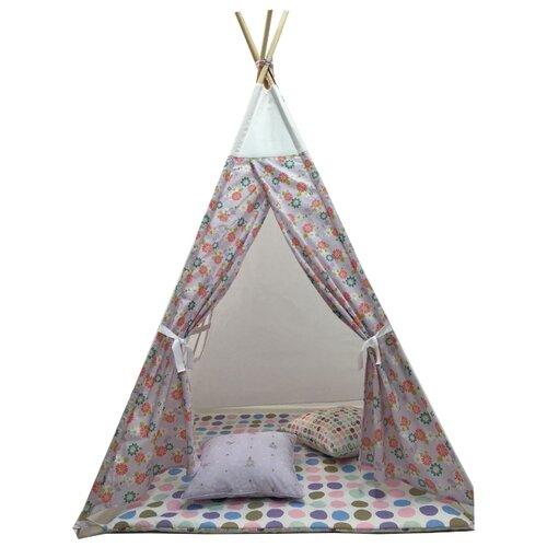 Палатка MARELE Принцесса на marele постельный сет для прямоугольной кровати marele розовая классика 10 предметов