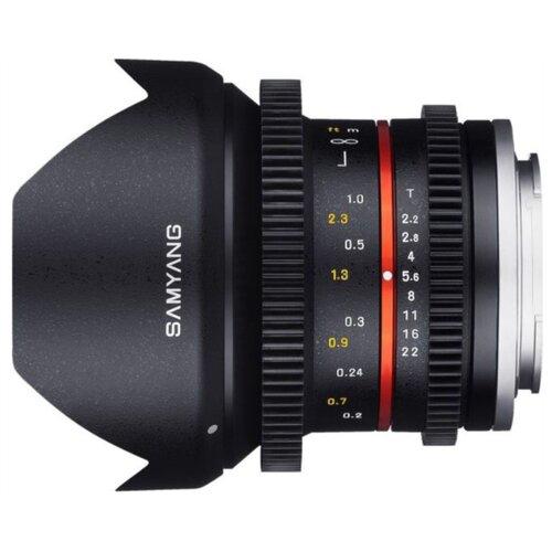 Фото - Объектив Samyang 12mm T2.2 NCS объектив