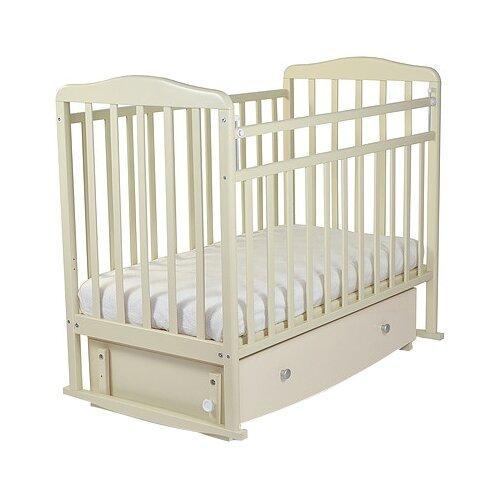 Кроватка СКВ-Компани 16300x кроватка скв митенька 160115 береза