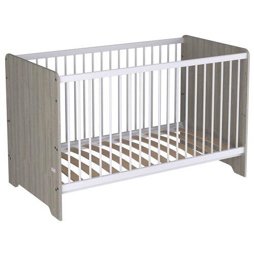 Кроватка Polini Simple Nordic кроватка polini simple белый синий