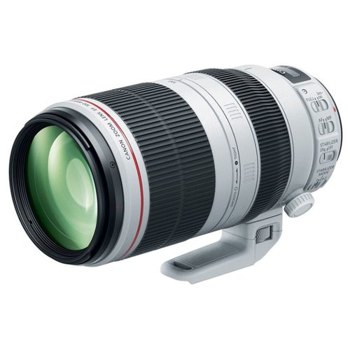 Фото - Объектив Canon EF 100-400mm f объектив